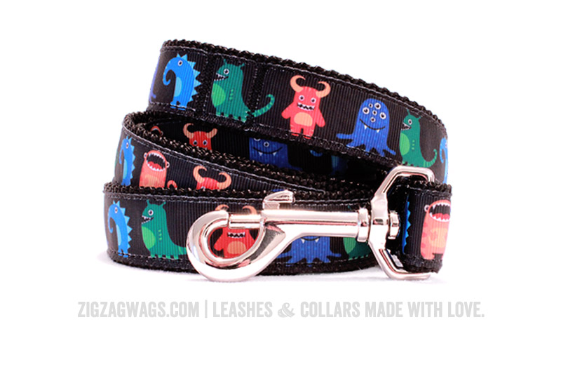 Marvelous Monster Dog Leash from ZigZag Wags