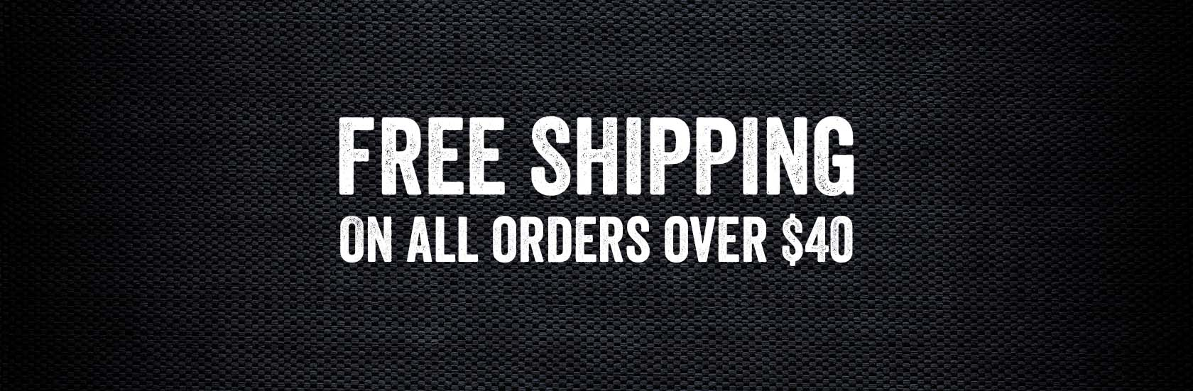 Free Shipping at ZigZag Wags