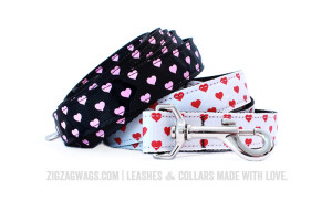Happy Hearts Collection at ZigZag Wags