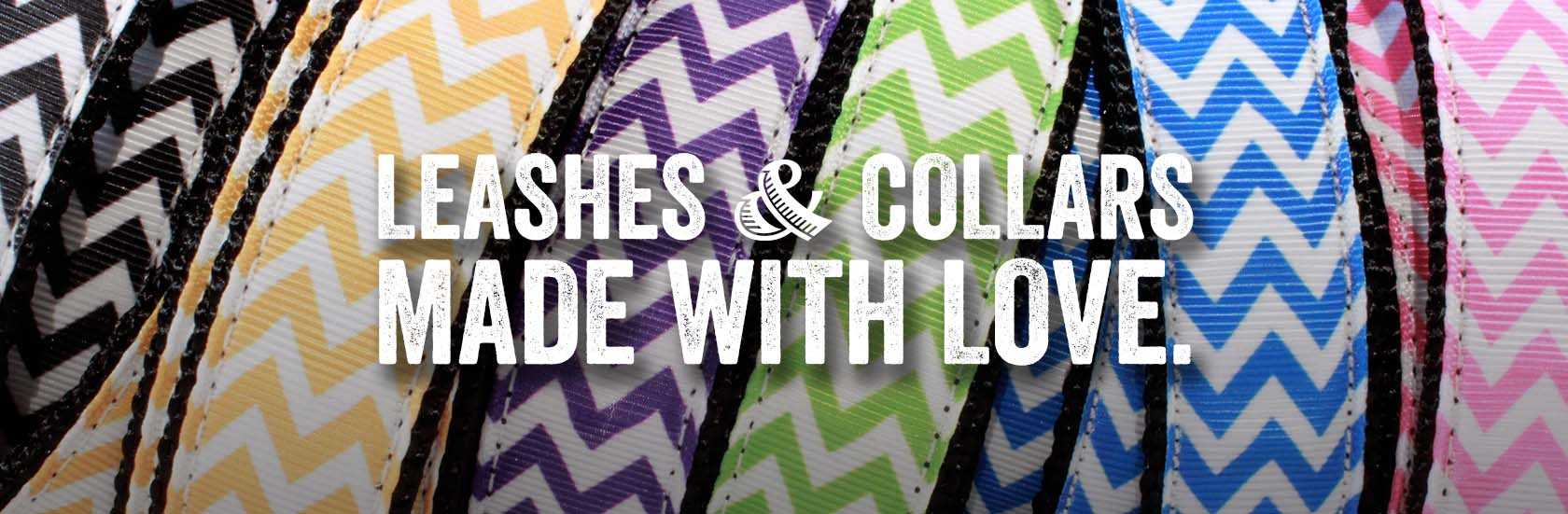 Custom Dog Leashes and Collars