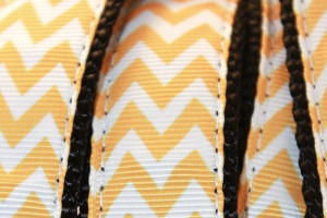 Sunshine Yellow pattern from ZigZag Wags
